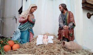 Presepe Natale In Chiesa Madre
