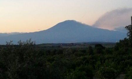 Paesaggio Etna