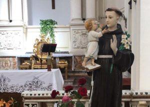 Sant'antonio Di Padova Statua