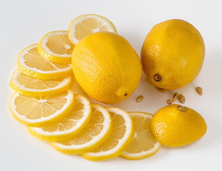 Plum Cake Limoni