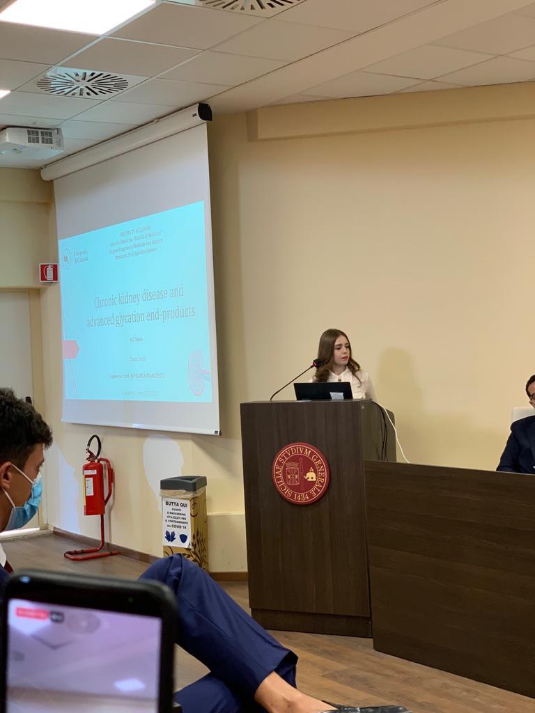 Chiara Terzo Discussione Tesi