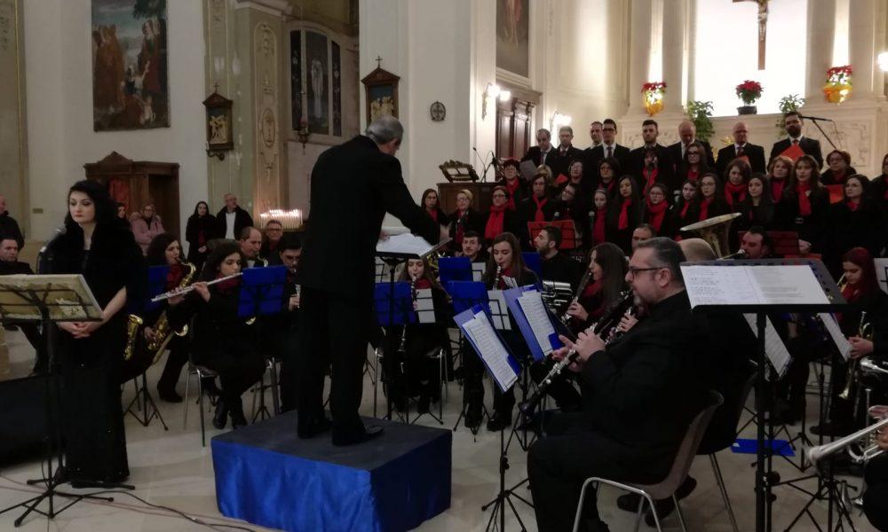 Concerto In Chiesa Madre I 20 Anni Della Banda