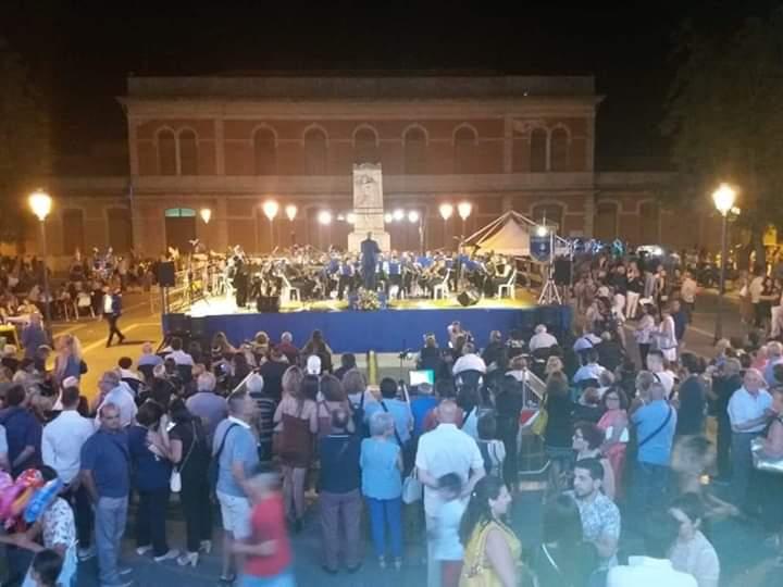 In Occasione Del Concerto Del 5 Agosto I 20 Anni Della Banda