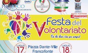 Locandina Ufficiale Festa Del Volontariato