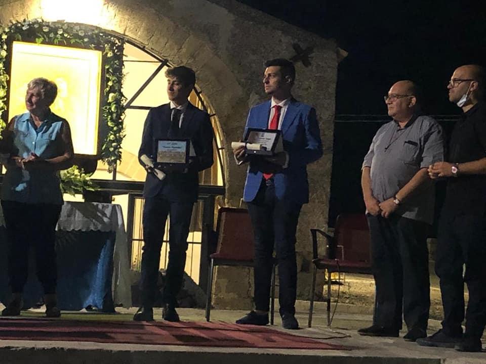 Matteo E Giuseppe Serata Premiazione