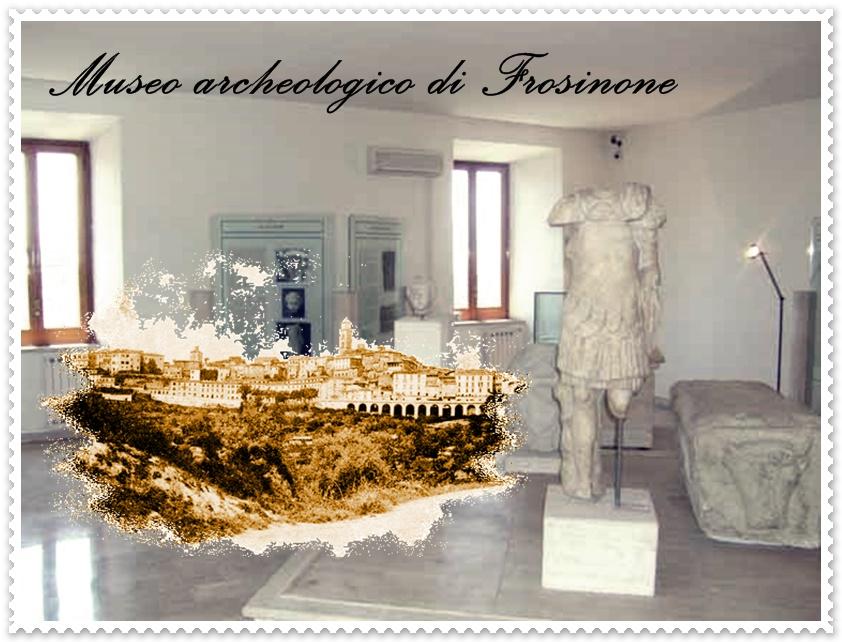 storia di Frosinone- statua
