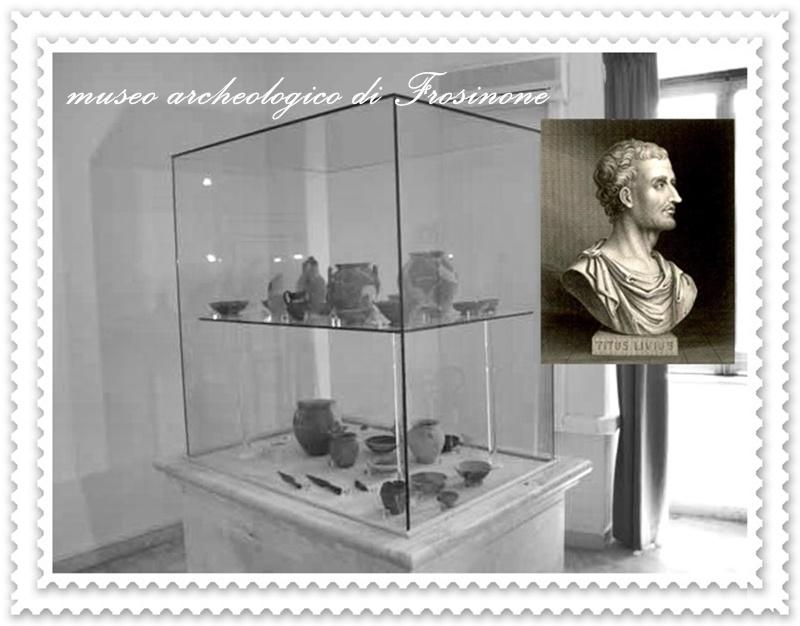 storia di Frosinone- museo