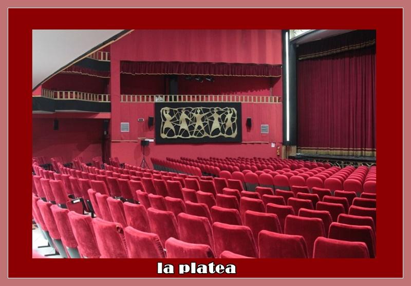 cinema Nestor di Frosinone-la platea