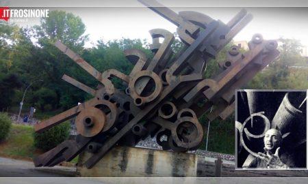 il monumento Mastroianni di Frosinone