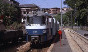 trenino di Frosinone