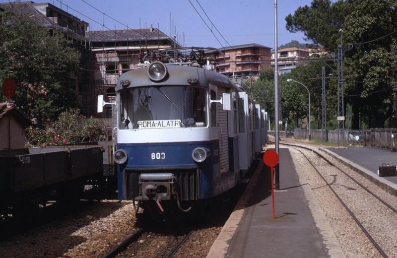 trenino di Frosinone- a colori