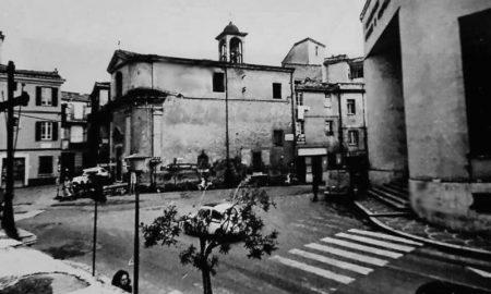 chiesa demolita di Sant'Antonio di Frosinone