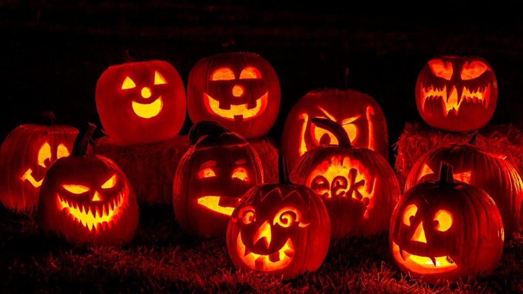 Halloween a Frosinone- zucche