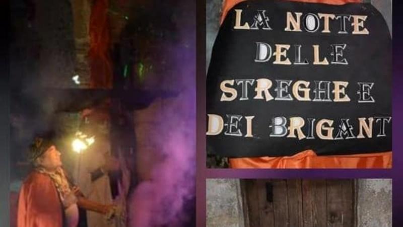 Halloween a Frosinone- streghe