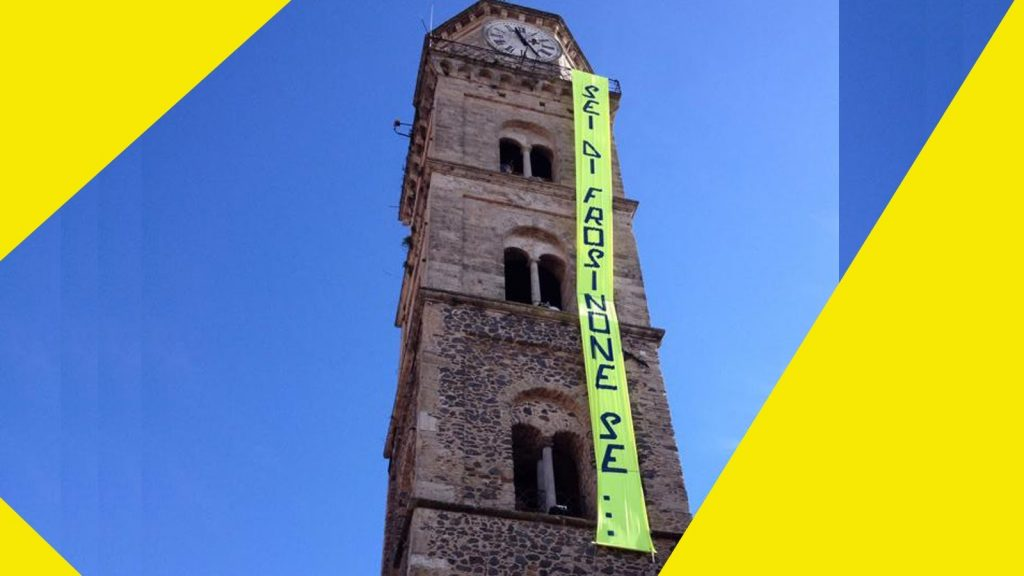 sei di Frosinone se- campanile