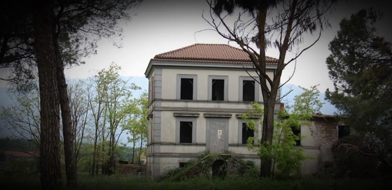 la casa infenestrabile di Ferentino- foto