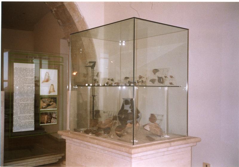 museo archeologico di Frosinone- teca