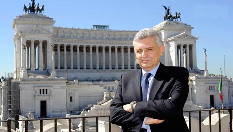 Maurizio Stirpe - roma