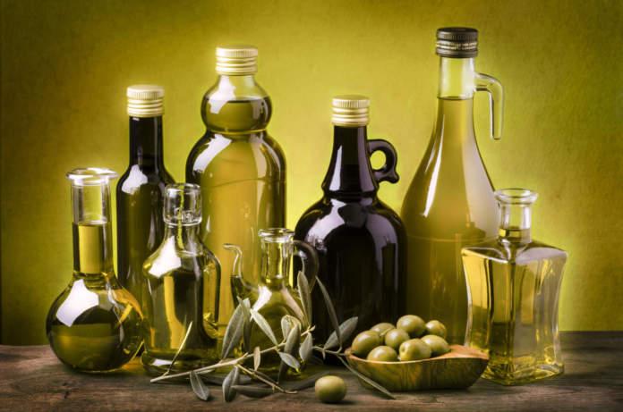 olio ciociaro- bottiglie d'olio