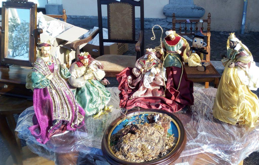 eventi di Natale a Frosinone- mercatino