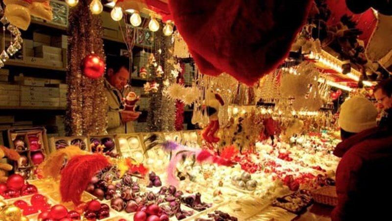 dolci ciociari natalizi - mercatini