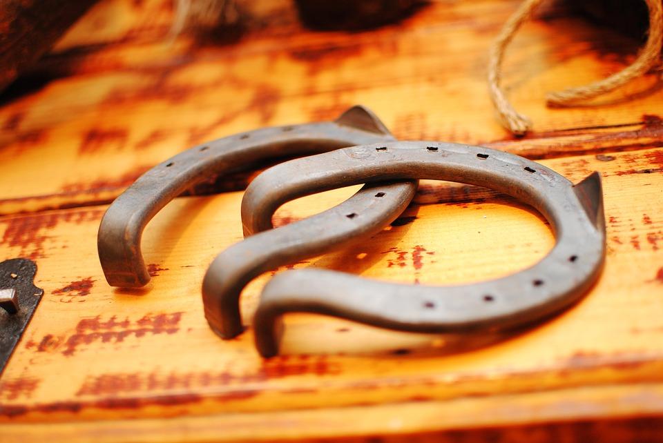il malocchio - ferro di cavallo