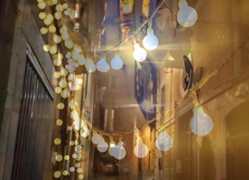 eventi di Natale a Frosinone- campanile
