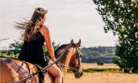 Camilla regina dei volsci - la regina prima della battaglia