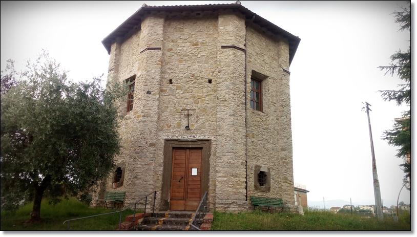 Chiesa Madonna Della Delibera - immagine della chiesa dopo i restauri