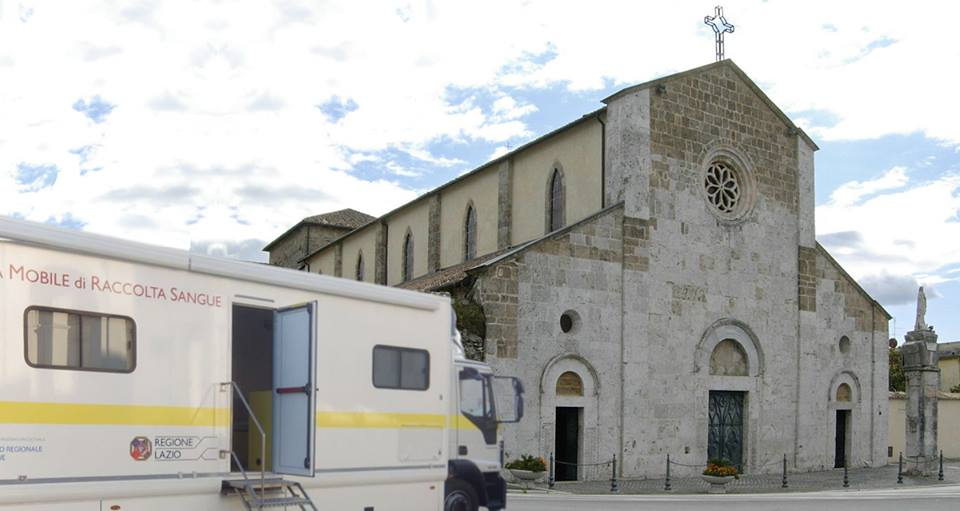 Fratres di Frosinone - chiesa