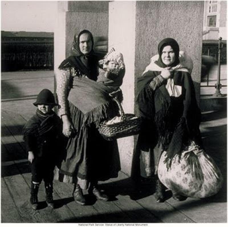 ciociari nel mondo -donne emigranti