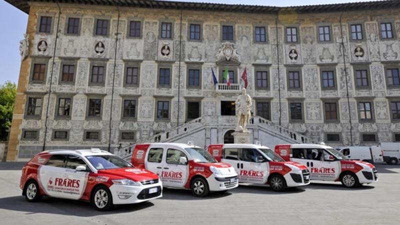 Fratres di Frosinone - taxi donatori di sangue