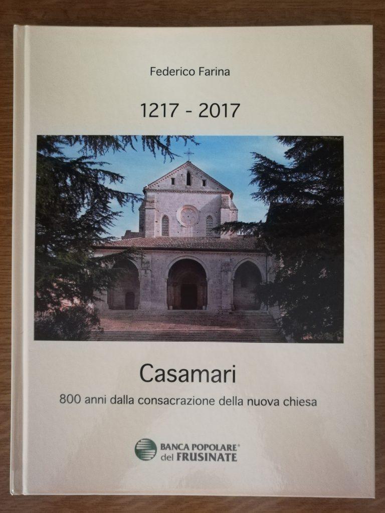 Abbazia di Casamari - copertina del libro