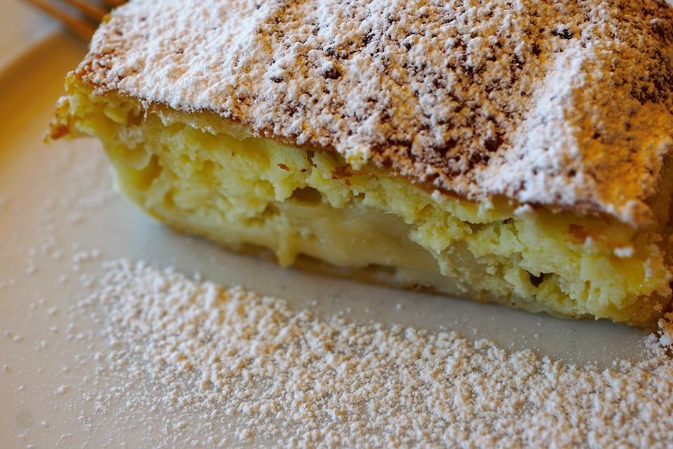 dolci ciociari pasquali - foto di dolce tagliato