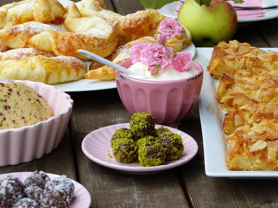 Dolci Ciociari Pasquali - immagine di una tipica colazione di Pasqual