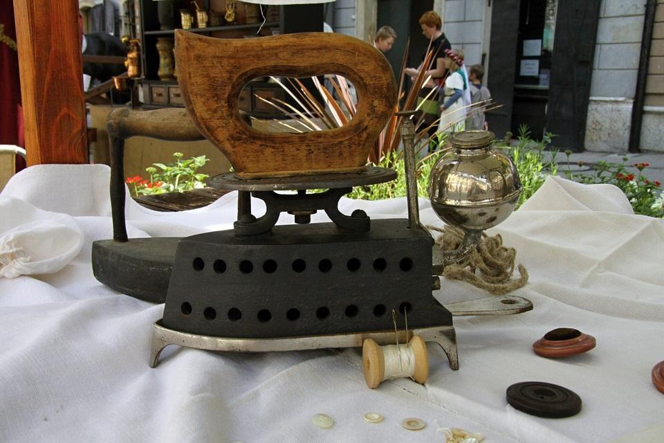 tortaro ciociaro - Ferro Da Stiro a carbone
