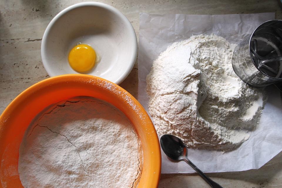 il tortaro ciociaro - Ingredienti per un dolce