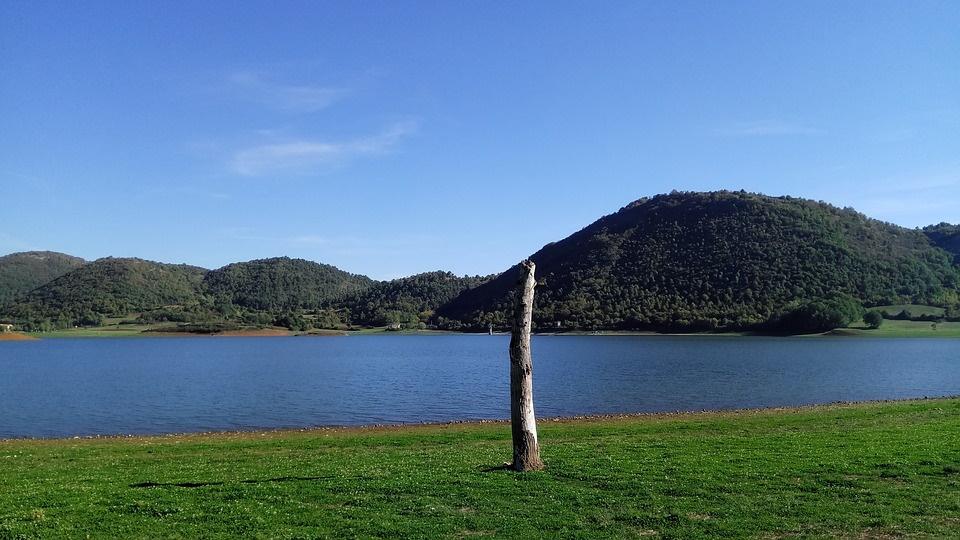 lago di Canterno - L'alberello di canterno