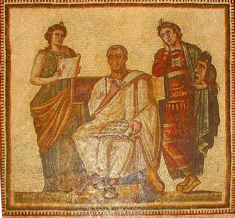 Certamen di Arpino - Letteratura Classica raffigurata