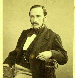 Giustiniano Nicolucci - deputato del Regno d'Italia