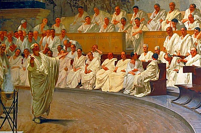 Certamen di Arpino - Cicerone nell'arte oratoria