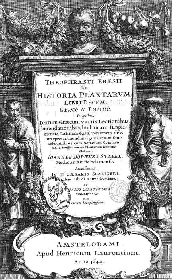 Asparagi selvatici - libro scritto da Teofrasto