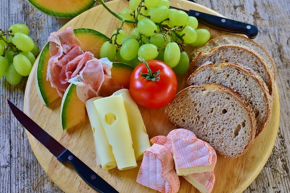 Uva Cimiciara - in foto Vino Con Alimenti per una merenda