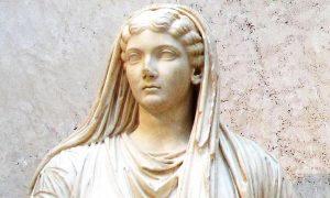 The woman from Frosinone - un'immagine marmorea di Livia