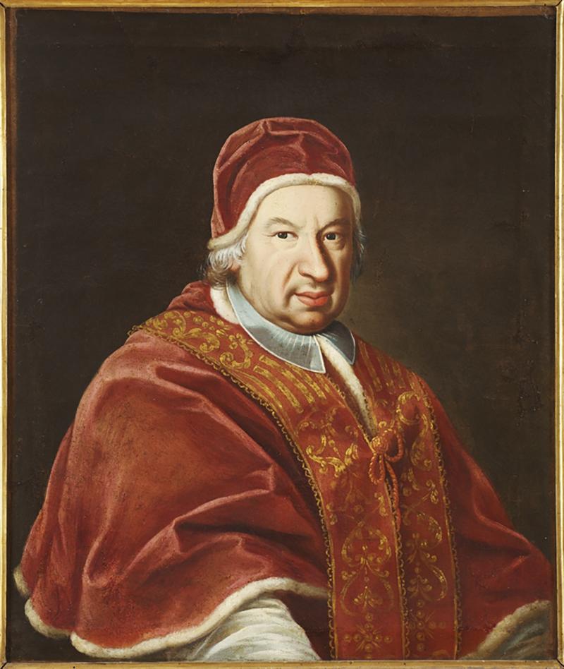 Santa Maria Salome - Papa Benedetto XIV