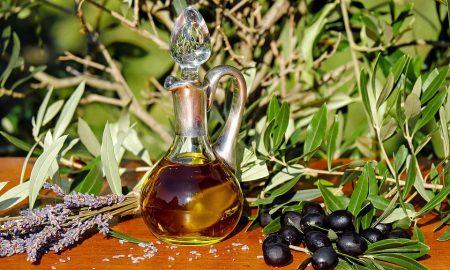 Olio terra di cicerone - bottiglietta di olio pregiato