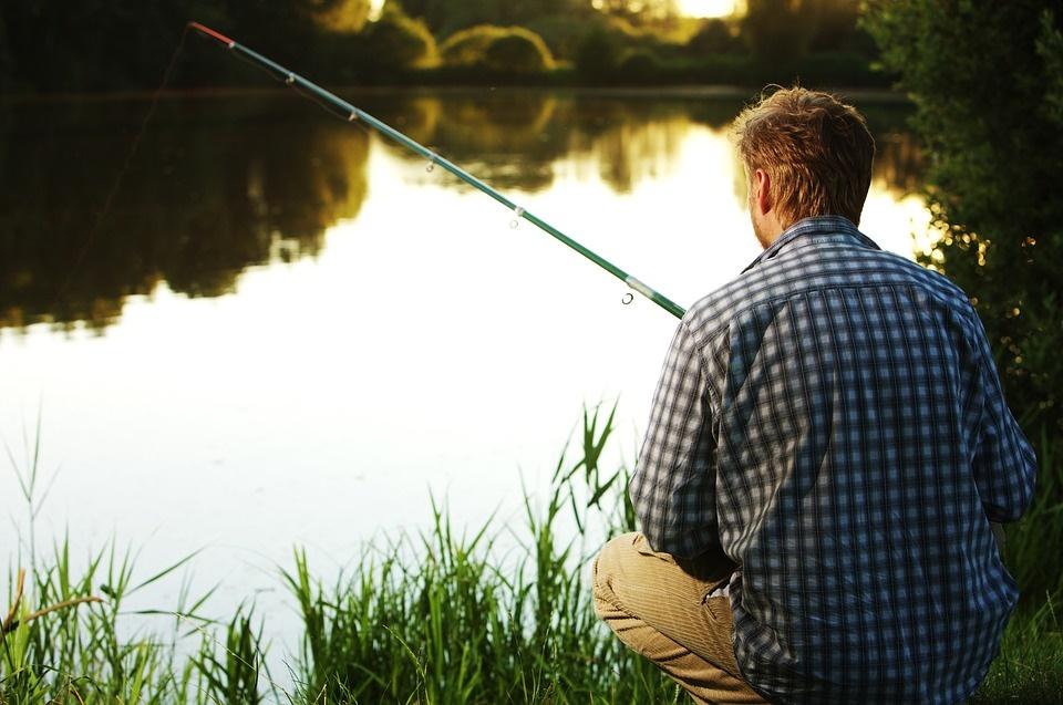 il fiume Sacco - Pesca D'altura