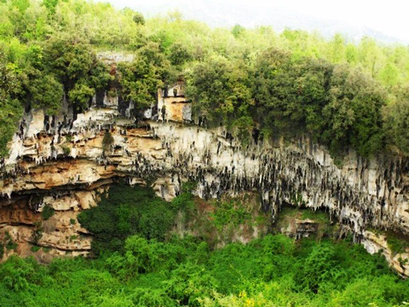 caverne - Pozzo Di Collepardo