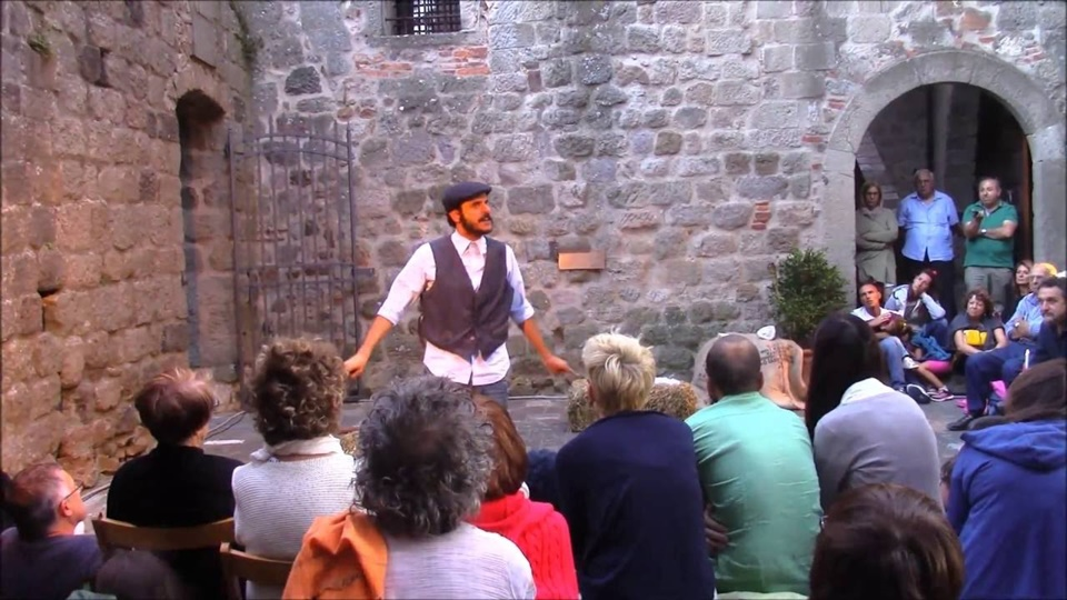 Marocchinate a teatro - Vincenti in scena