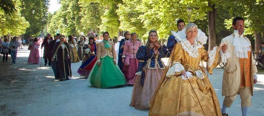 Championnet - sfilata a Parma